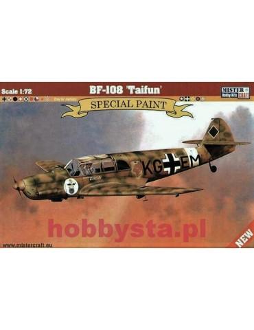 Mistercraft D-268 Bf-108...