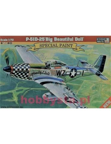 Mistercraft D-270 P-51D-25...