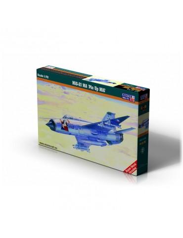 Mistercraft C-17 МиГ-21МА...