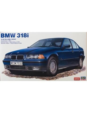 Hasegawa 20320 BMW 318i 1/24