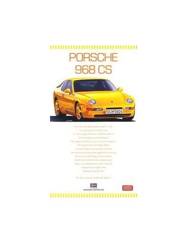 Hasegawa 20317 Porsche 968...