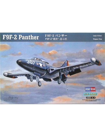 HobbyBoss 87248 F9F-2 Panther 1/72