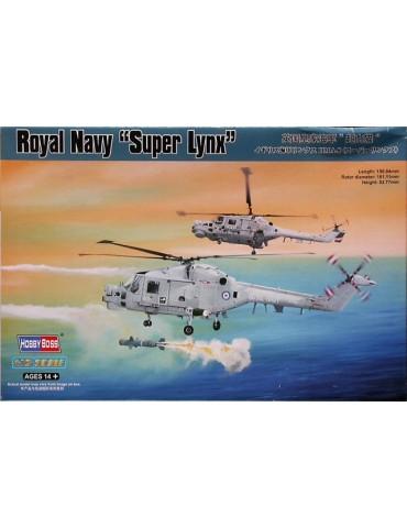 "HobbyBoss 87238 Royal Navy ""Super Lynx"" 1/72"
