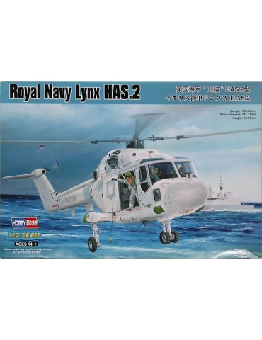 Hobby Boss 87236 Royal Navy Lynx HAS.2 1/72