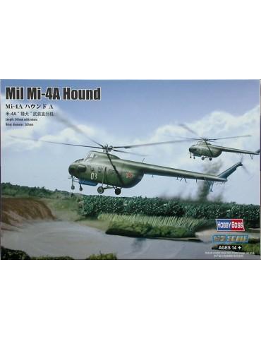 Hobby Boss 87226 Вертолёт Миль Ми-4А 1/72