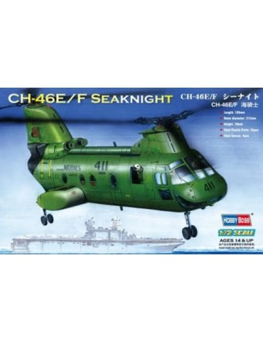 Hobby Boss 87223 Boeing CH-46E/F Sea Knight 1/72