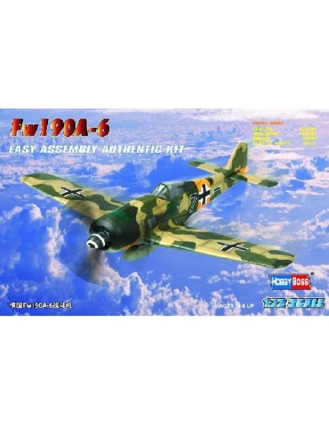 HobbyBoss 80245 Fw190A-5 Easy Assembly 1/72