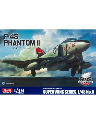 Zoukei-Mura SWS48-05 F-4S...