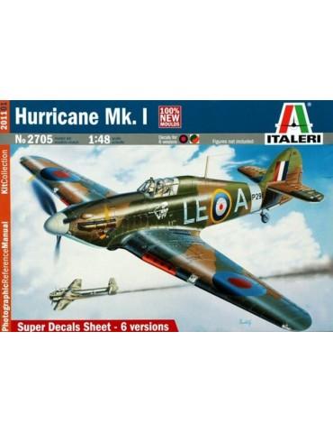 Italeri 2705 Hurricane Mk.I...