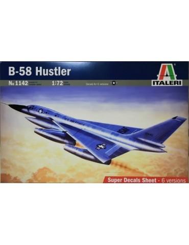 Italeri 1142 B-58 Hustler 1/72