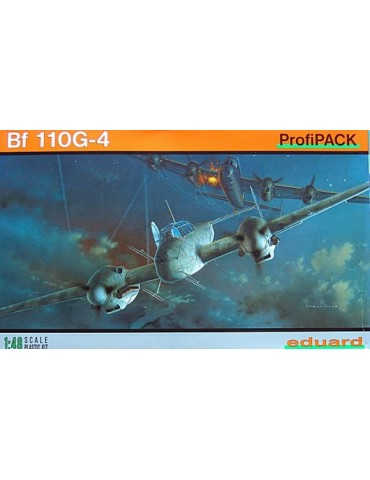 Eduard 8206 Bf 110G-4...