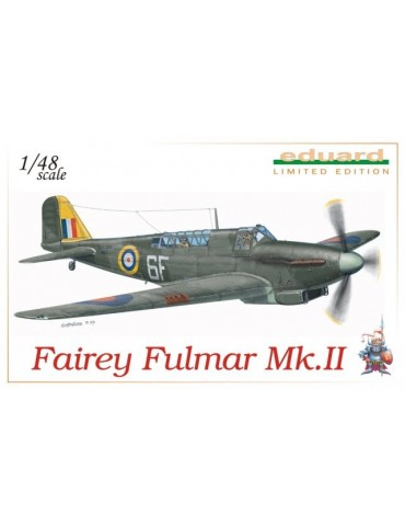 Eduard 1130 Fairey Fulmar...