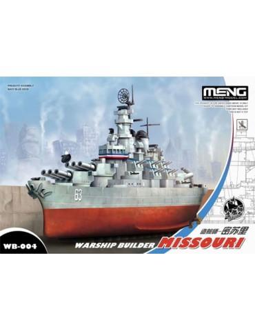 Meng WB-004 Warship builder...