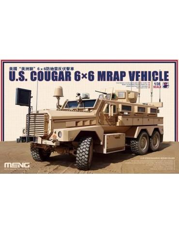 Meng SS-005 U.S. Cougar 6x6...