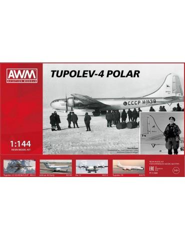 AWM Models 40014 Туполев...