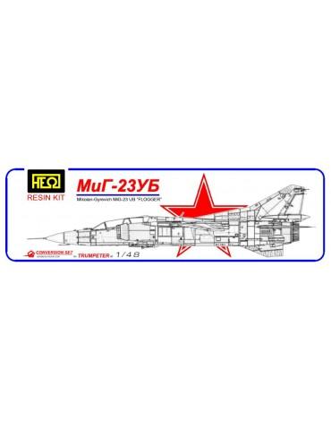 NeOmega 48102 МиГ-23УБ (на...