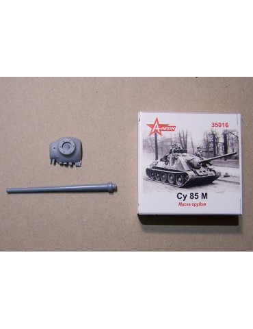 A-Resin 35016 Маска орудия,...