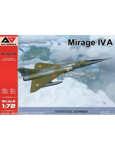 A&A Models 7204 Mirage IVA...