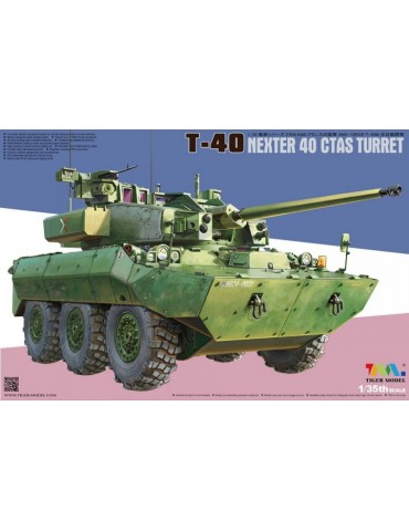 Tiger Model 4665 T-40...