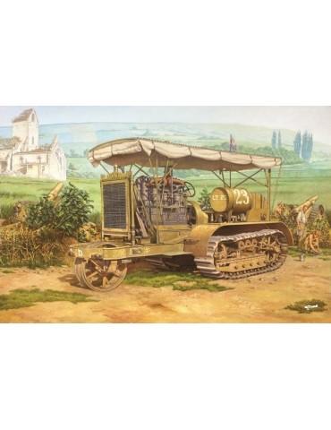 Roden 812 Holt 75 Artillery Tractor 1/35