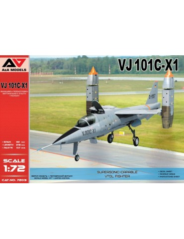 A&A Models 7203 VJ101C-X1...