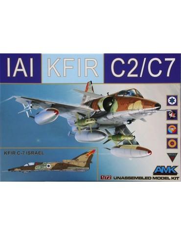 AMK 86002 IAI KFIR C2/C7 1/72