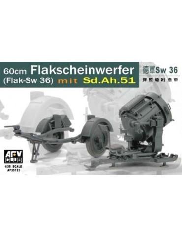 AFV Club AF35125 60cm...