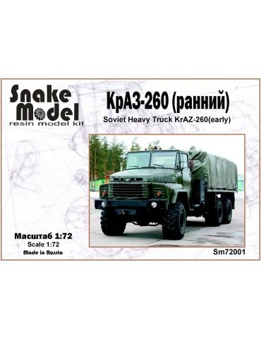 SnakeModel SM72001...