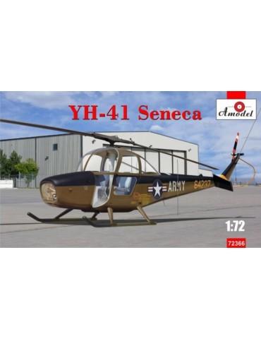 Amodel 72366 YH-41 Seneca 1/72