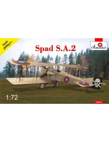 Amodel/Sova-M 7260-01 SPAD...