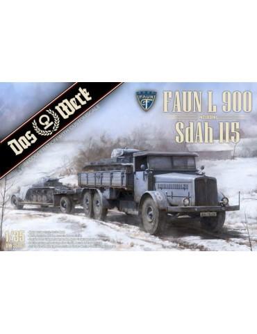 Das Werk DW35003 Faun L900...