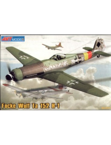 ART Model AM7204 Focke Wulf...