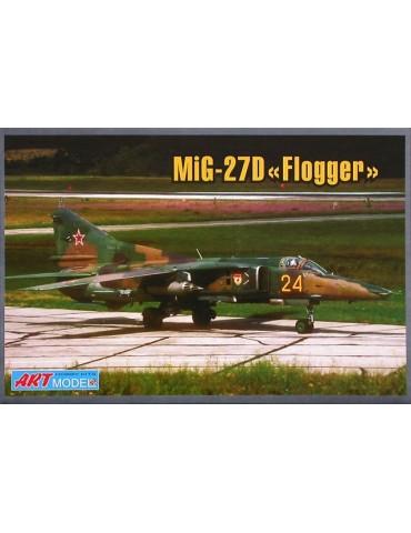 ART Model AM7216 МиГ-27Д 1/72