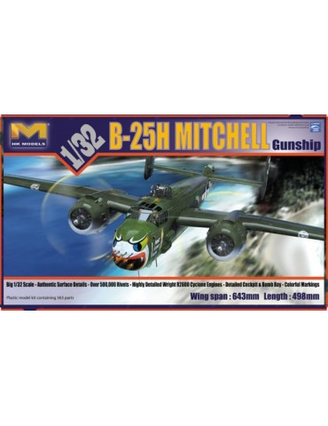 HK Models 01E03 B-25H...