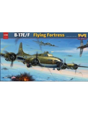 HK Models 01E05 B-17 E/F...