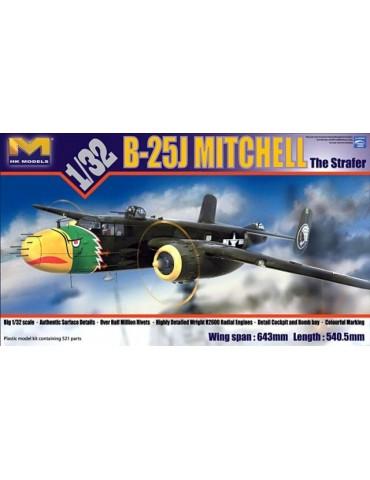 HK Models 01E02 B-25J...