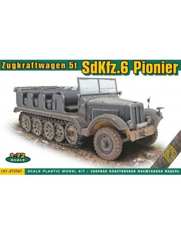 ACE 72567 Sd.Kfz.6...