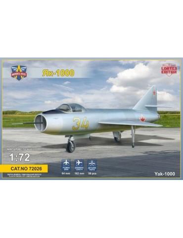 Modelsvit 72026 Самолет...