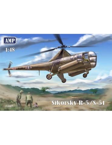 AMP 48002 Вертолет Sikorsky...