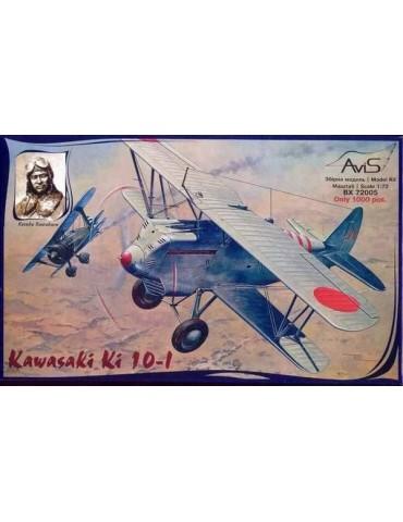 AviS 72005 Kawasaki Ki-10-I...