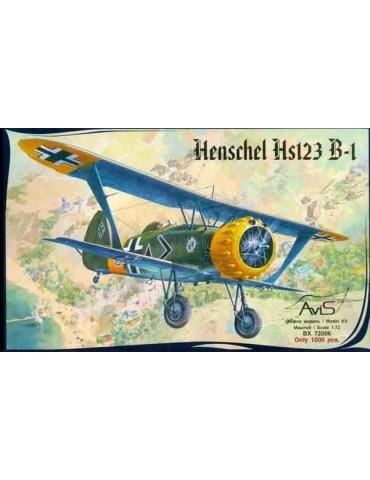 AviS 72006 Henschel HS 123...
