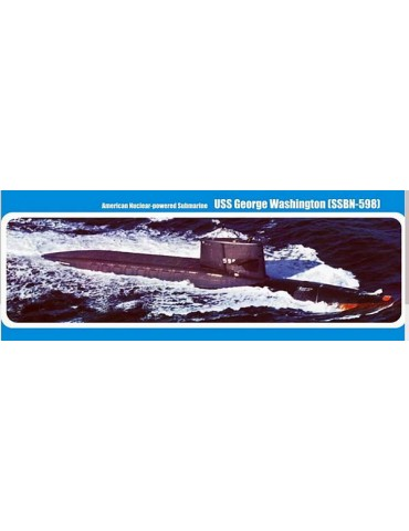 MikroMir 350-017 USS George...
