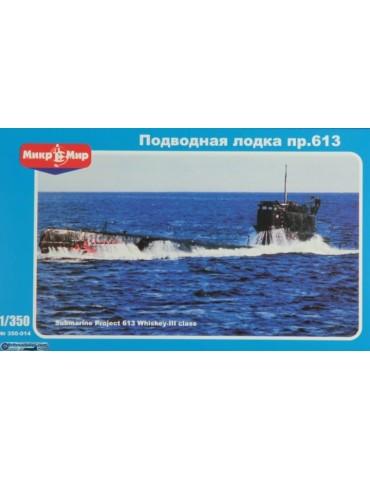 MikroMir 350-014 Submarine...