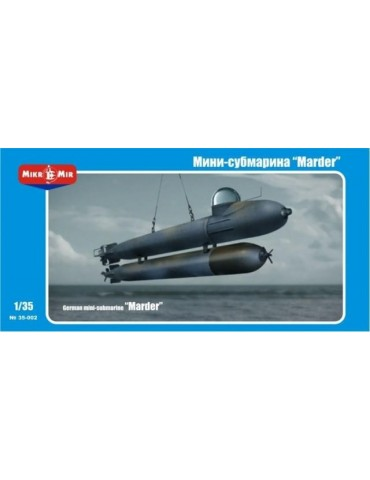 MikroMir 35-002 German Mini...