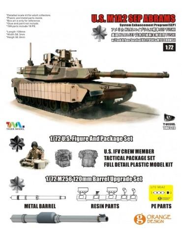 T-model TK7310-S U.S. M1A2...