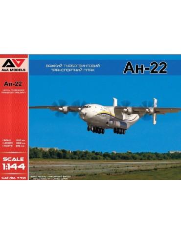 A&A Models 4401...