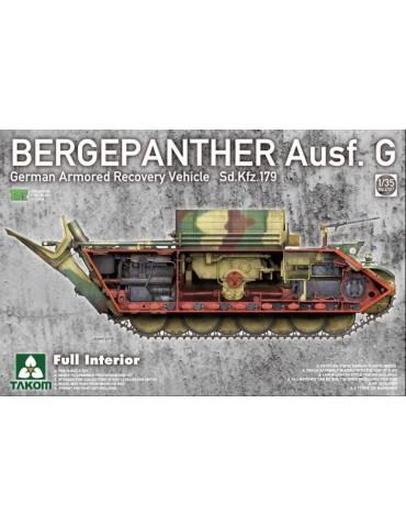 Takom 2107 Bergepanther...