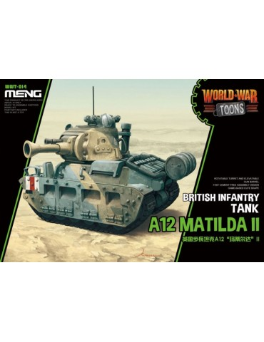 Meng WWT-014 World War...