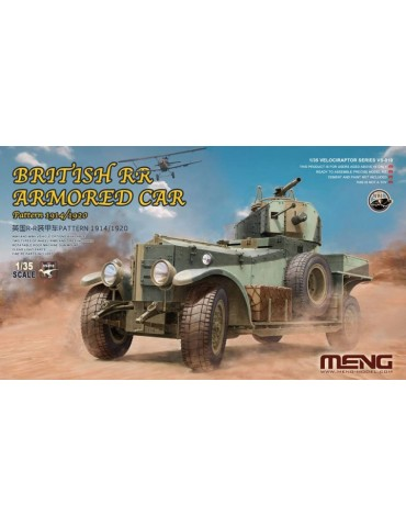 Meng VS-010 British...