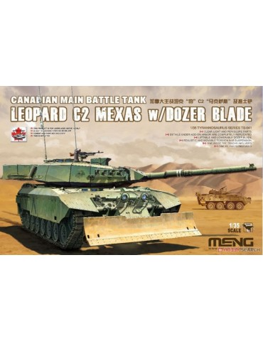 Meng TS-041 Leopard C2...